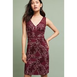 NWT Anthropolgie Moulinette Soeurs Cocktail Dress